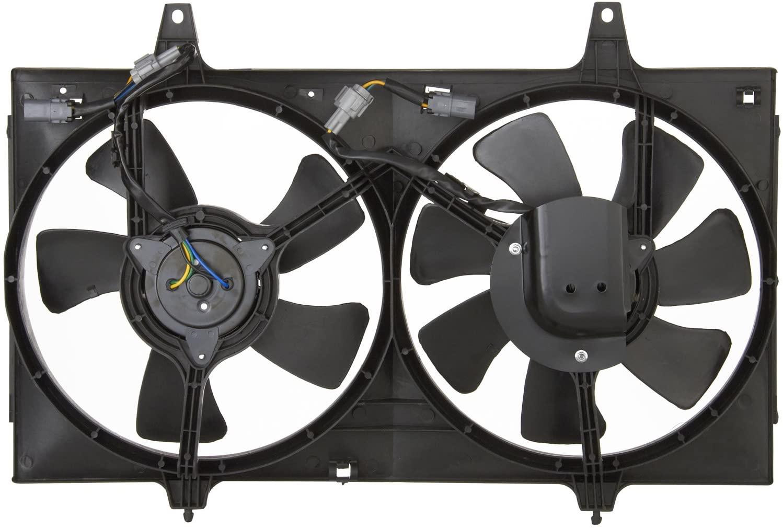 Spectra Premium CF23003 Radiator Fan Assembly