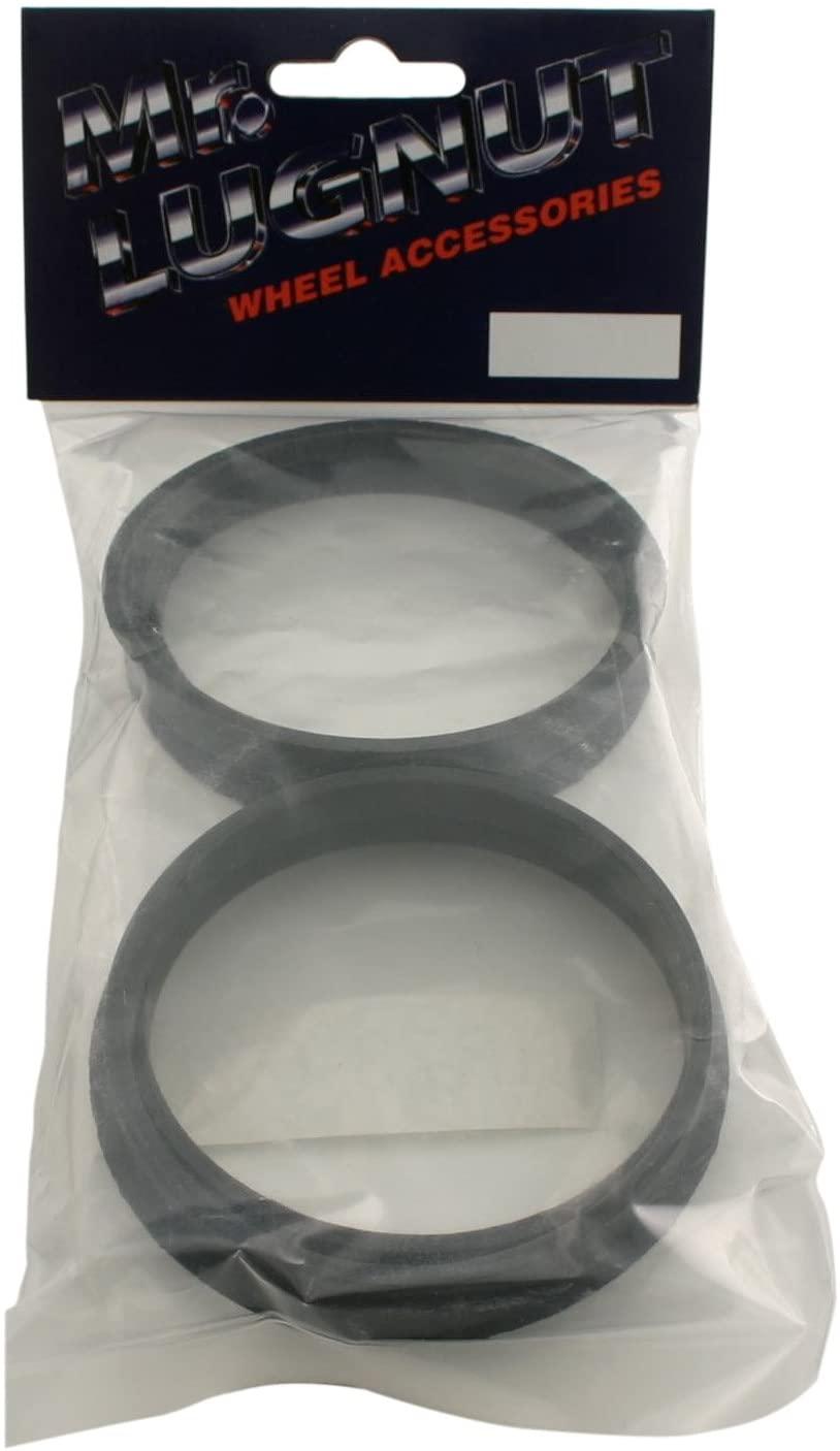 Mr. Lugnut HR74-6006-4 Hub Centric Ring - Pack of 4