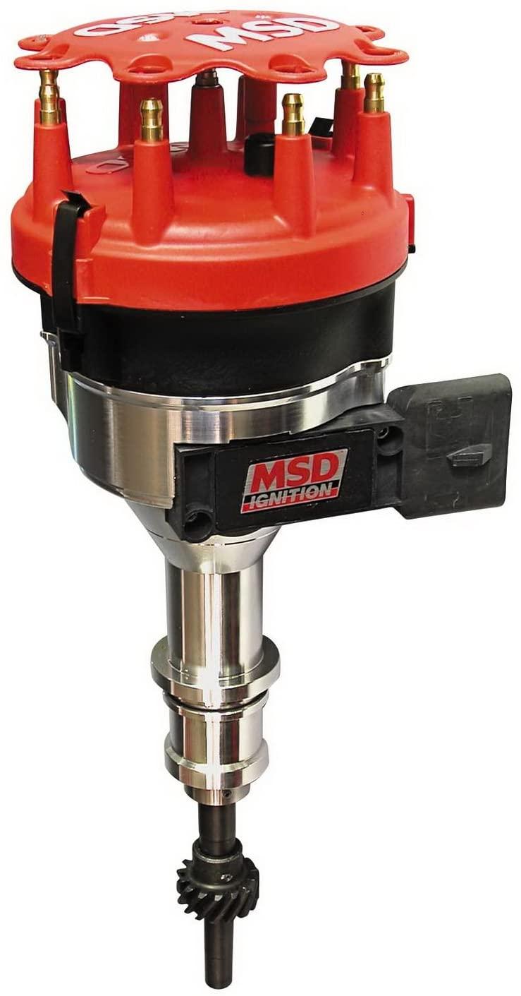 MSD 8453 Pro-Billet Distributor