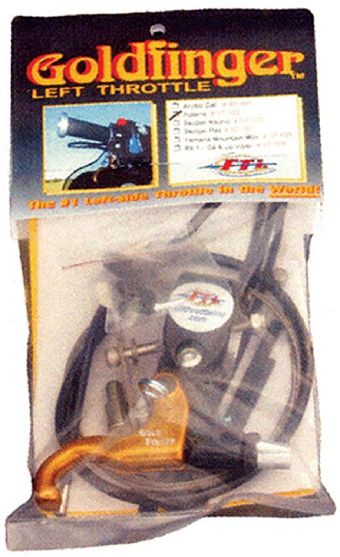 Goldfinger Left Hand Throttle Kit Fits 2000 Polaris 440 XC SP