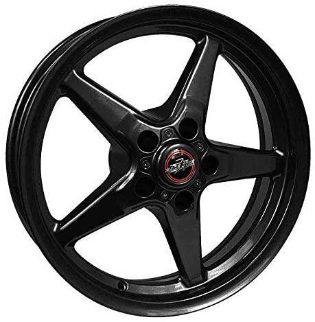 Race Star 92 Drag Star Bracket Racer 17x4.5 5x4.75bc 1.75bs Gloss Black Wheel