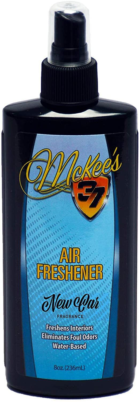 McKee's 37 MK37-995 New Car Air Freshener & Odor Eliminator, 8 oz.