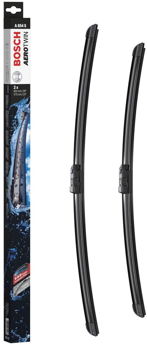 Bosch 3 397 007 854 Wiper Blade Set Aerotwin A854S