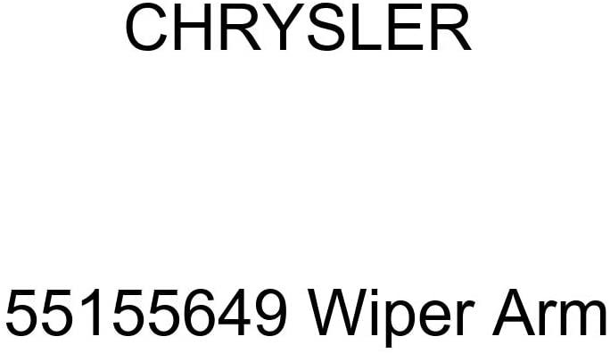 Genuine Chrysler 55155649 Wiper Arm