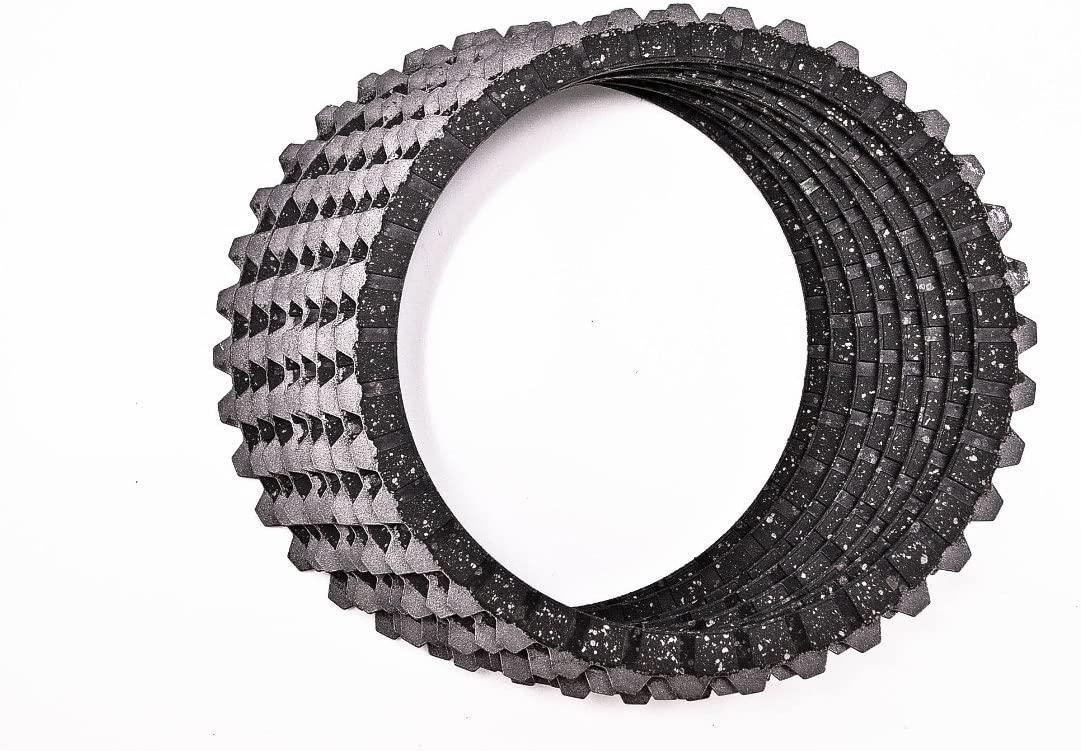 DP Brakes Clutch Friction Plates Fiber for Harley BT/XL