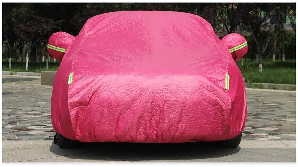 Car Cover Compatible with Lexus Rx450 LC500H RX450H SC430 IS300 NX RC RCF Custom Made Waterproof Sunscreen Oxford Cloth Thickened Black Blue Green Orange Pink Silver Camouflage Car Cover