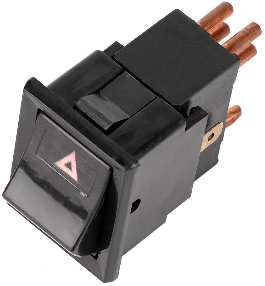 Warning Lamp Switch, Hazard Warning Lamp Switch, for 90 110 Hazard Warning Lamp Switch YUF101490