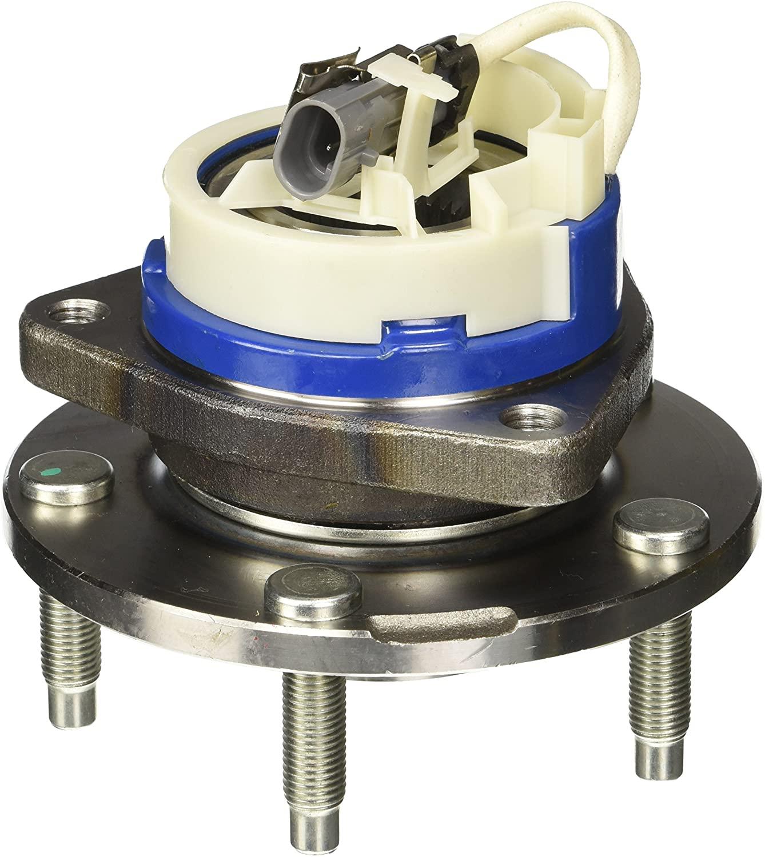 WJB WA512153 - Rear Wheel Hub Bearing Assembly - Cross Reference: Timken 512153 / Moog 512153 / SKF BR930198
