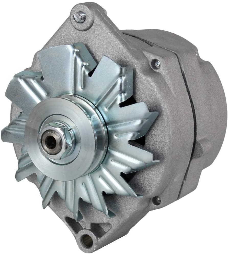 Rareelectrical NEW ALTERNATOR COMPATIBLE WITH CATERPILLAR LIFT TRUCK V51 V55B V55C V60B V60D V60E V70D 1103174