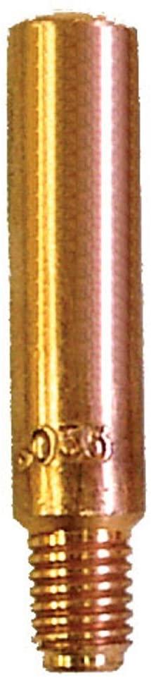 SHARK Industries Mig Contact Tips-HD Benzil Tweco .023 10 Pk