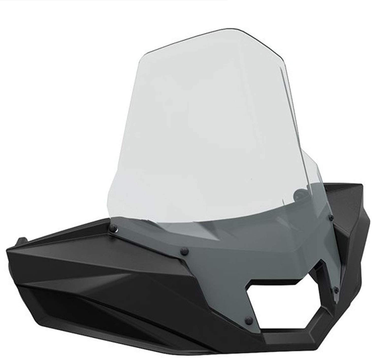 Polaris New OEM Sportsman Ultimate Series Midview Windshield, 2882151