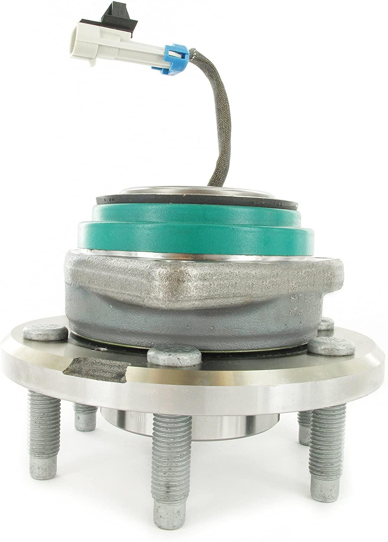 SKF BR930627 Wheel Bearing and Hub Assembly (X-Tracker Design)