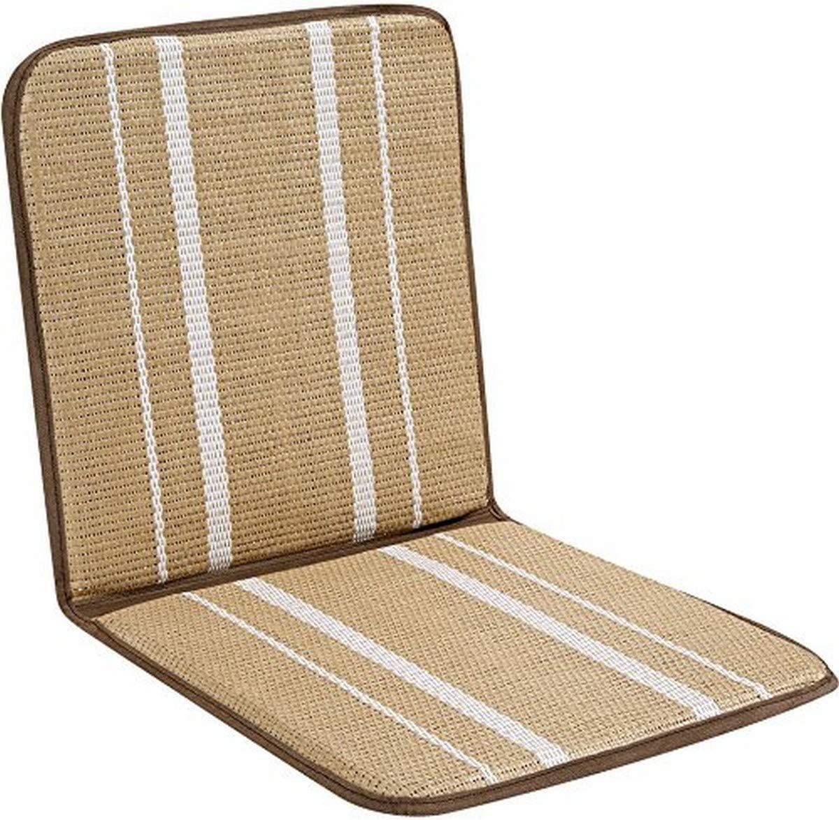 Kool Kooshion Standard Size Ventilated Seat Cushion, Beige
