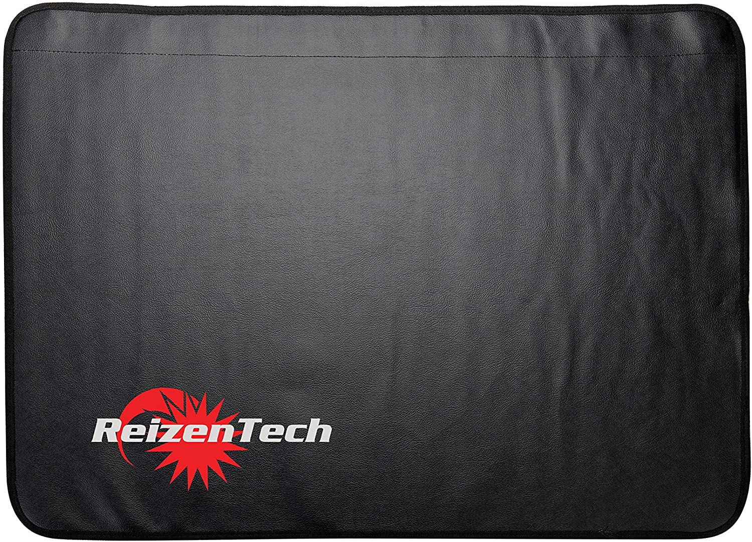 Reizen Tech Professional Magnetic Auto Fender Cover 32 by 24 Inches Thick Car Pad with 8 Strong Magnets, Protective Mat for Repair Automotive Work, Soft Padding for Scratching Prevention