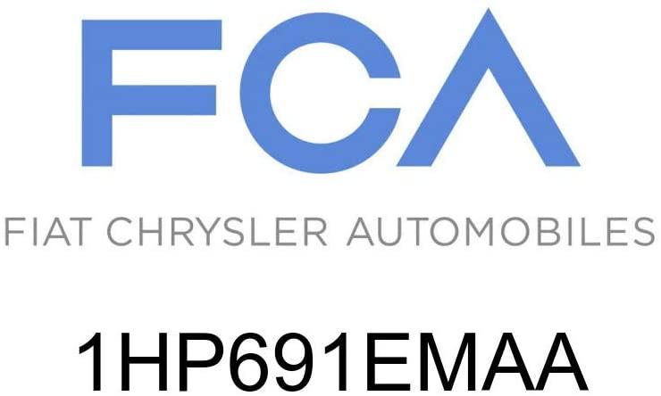 Genuine Chrysler 1HP691EMAA Door Handle, Exterior