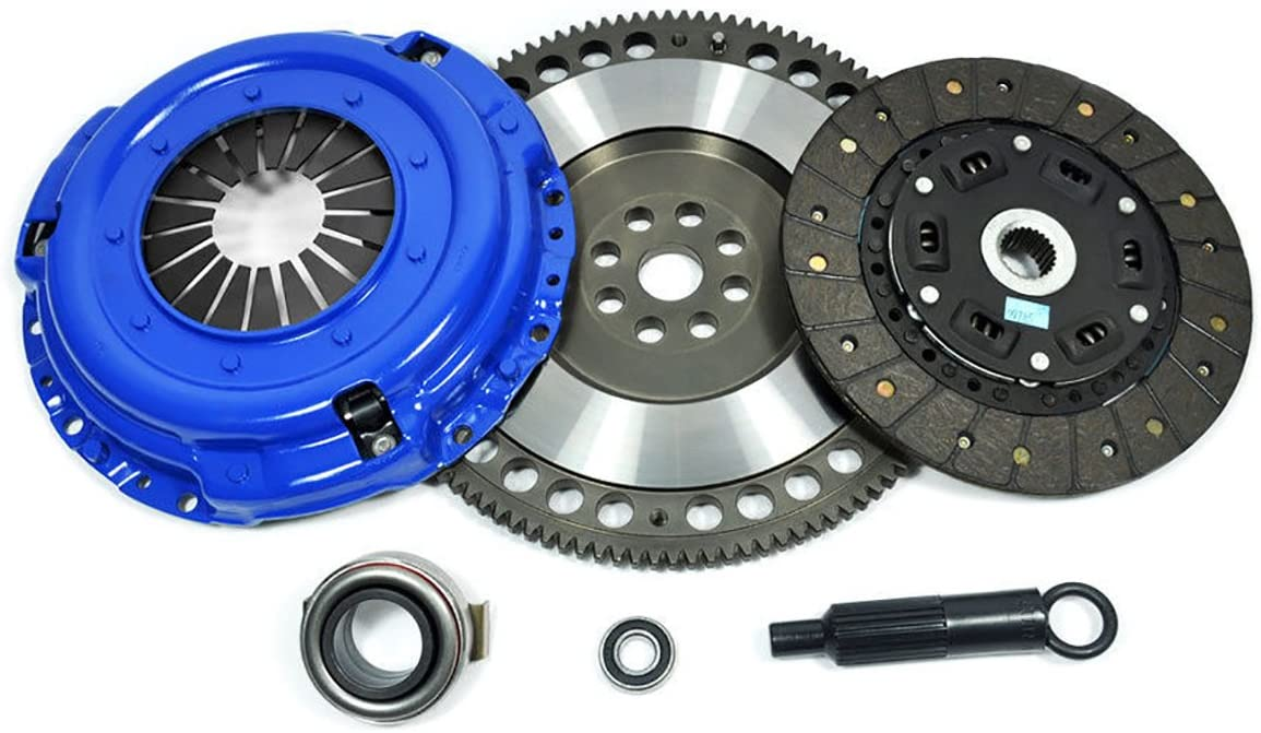 PPC STAGE 2 SPRUNG CLUTCH KIT & FLYWHEEL FOR BMW 323 325 328 330 525 528 530 Z3 E46
