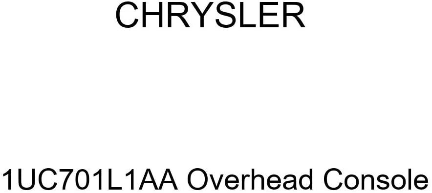 Chrysler Genuine 1UC701L1AA Overhead Console