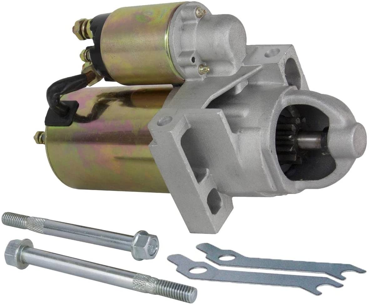 Rareelectrical NEW STARTER COMPATIBLE WITH VOLVO PENTA 4.3L 5.0 5.7 350 MARINE 1998-UP 30450 9000819 50-806964A2 3854751 3587625-10 18-5913