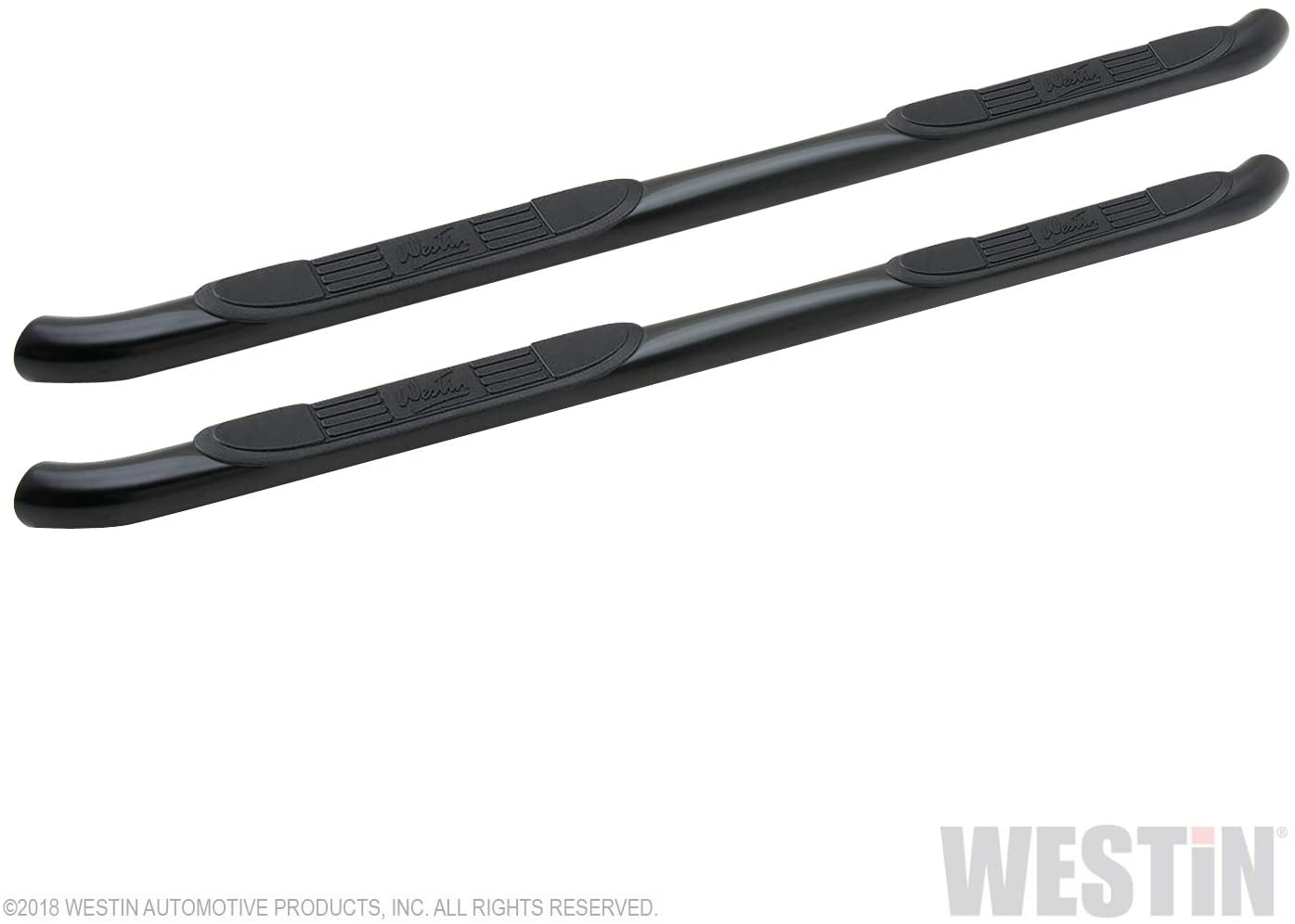 Westin 25-3245 Signature Series Black Cab Length Step Bar