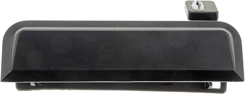 Dorman 77158 Front Driver Side Exterior Door Handle for Select Ford / Mercury Models, Black