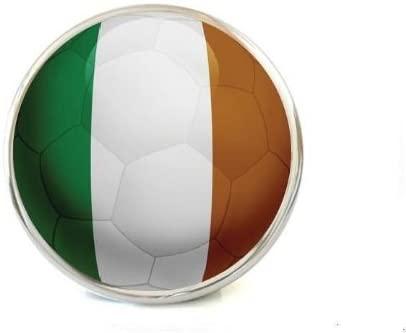 Awesome Hitch Covers Ireland Flag Round Shape 2