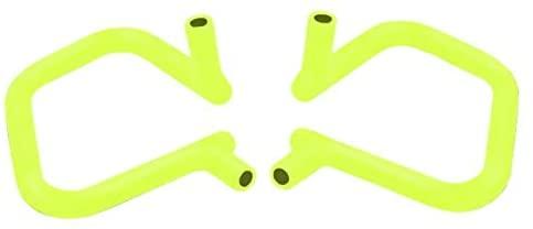 Steinjager J0046504 - Rigid Design Gecko Green Front Grab Handle Kit