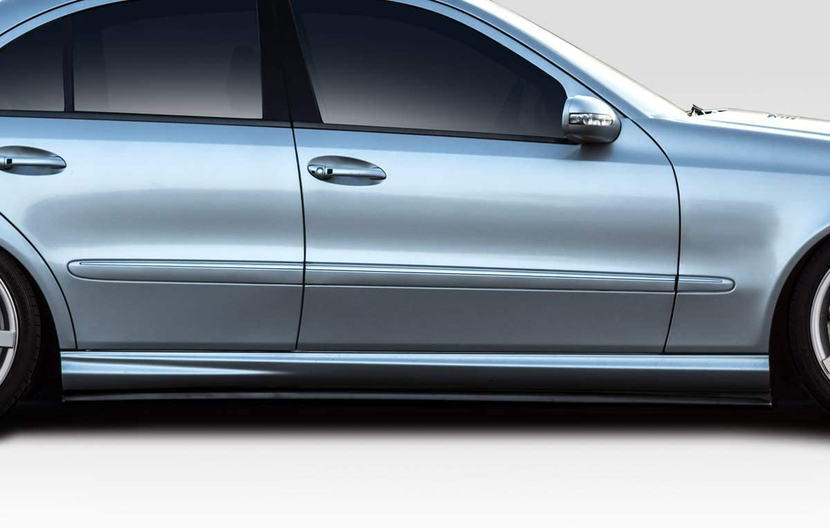 Compatible With/Replacement For Duraflex ED-ZTP-386 L Sport Sideskirts - 2 Piece - Compatible With/Replacement For E Class 2003-2009