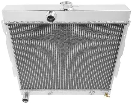 Champion Cooling, 3 Row All Aluminum Radiator for Multiple Dodge Models, CC1635