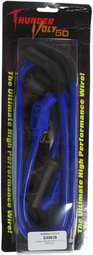 Sumax 40638 Custom-Color 409 Pro Race Wires - Blue