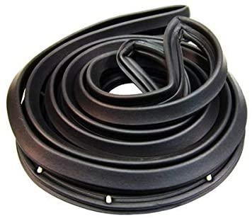 Steele Rubber Products - Front Door Weatherstrip - Sold and Priced as a Pair - 82-0118-72