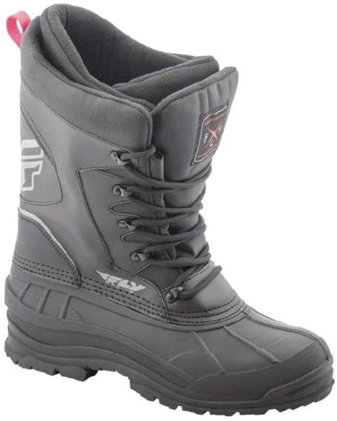 Fly Racing Black Aurora Boots