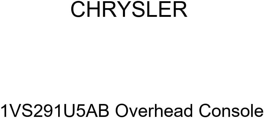 Chrysler Genuine 1VS291U5AB Overhead Console