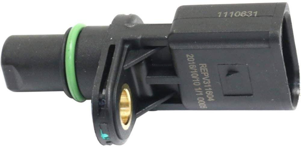 Camshaft Position Sensor compatible with VOLKSWAGEN JETTA 05-14 / GOLF 10-14 3 Blade Terminals