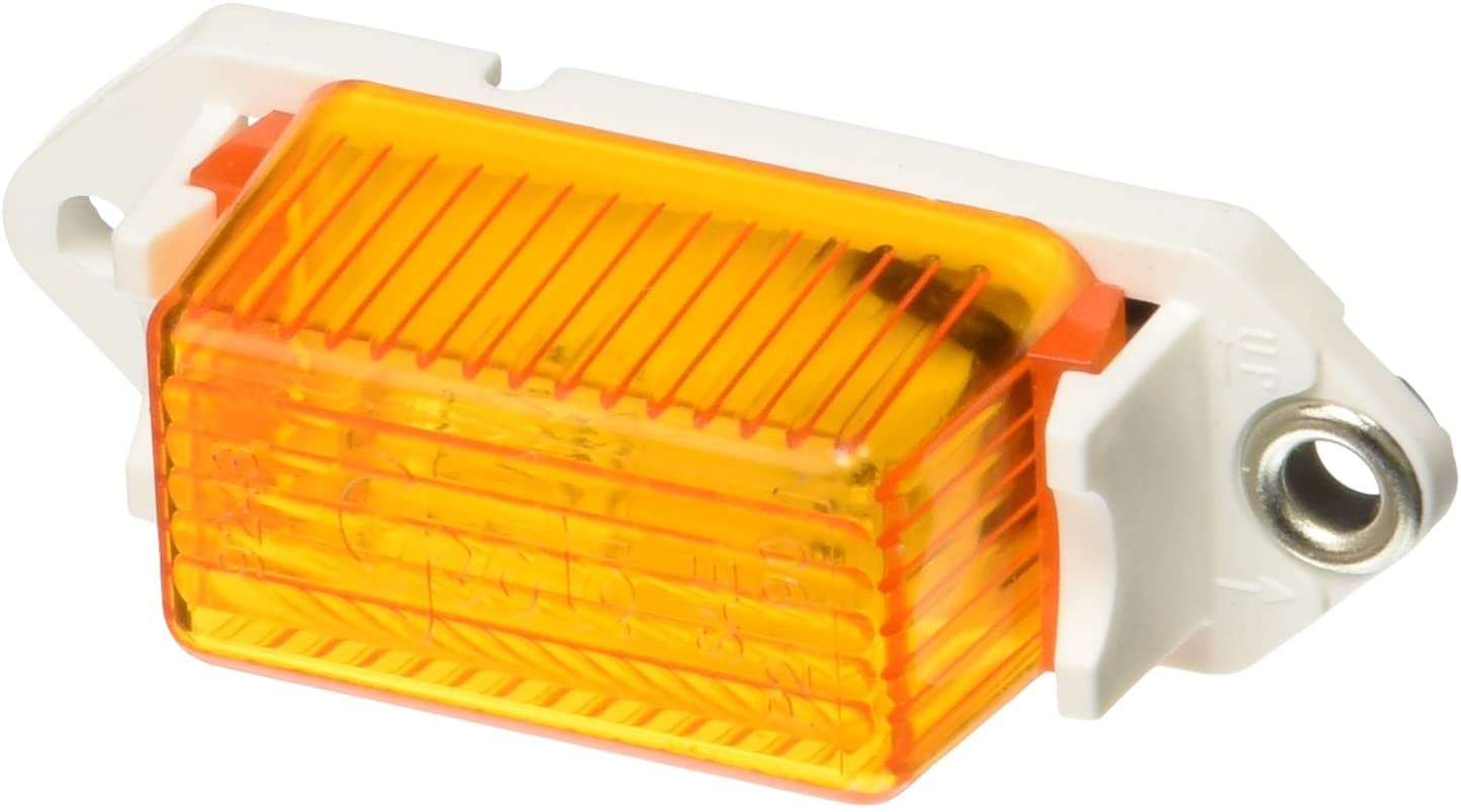 Grote 46883 Yellow Economy Clearance Marker Light