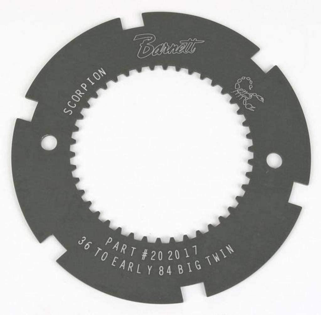 Barnett Performance Products 638-30-80036 - Scorpion Clutch Lock Plate