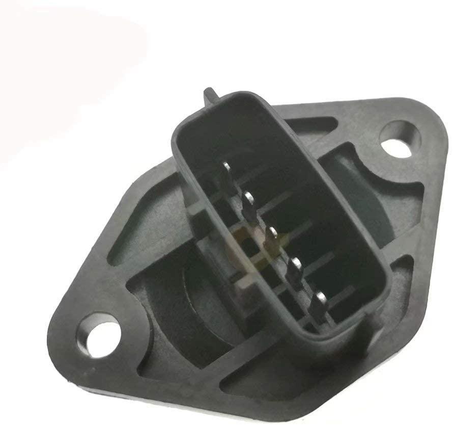 YYCOLTD OEM # 22680-7J500 Mass Air Flow MAF Sensor for Nissan Almera N16 V10 Primera P11 P12 WP11 WP12 1.8 2.0 2.2Di