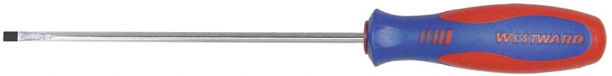 Westward Alloy Steel Screwdriver with 6