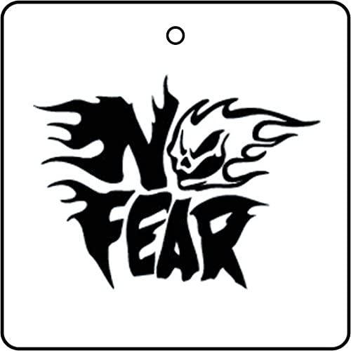 No Fear Car Air Freshener