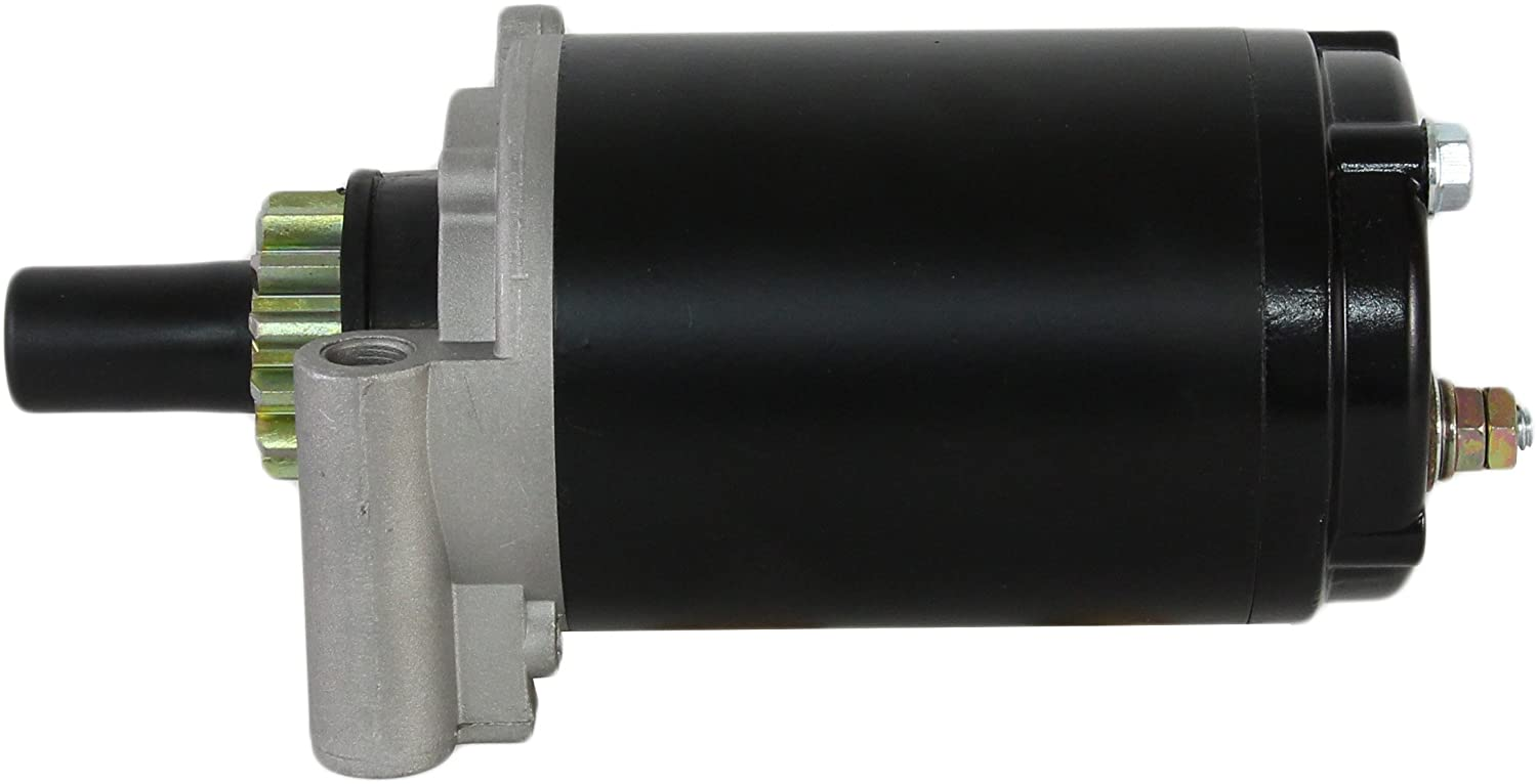Rareelectrical NEW STARTER MOTOR COMPATIBLE WITH JOHN DEERE APPLICATIONS W/KOHLER ENGINE REPLACES AM131083
