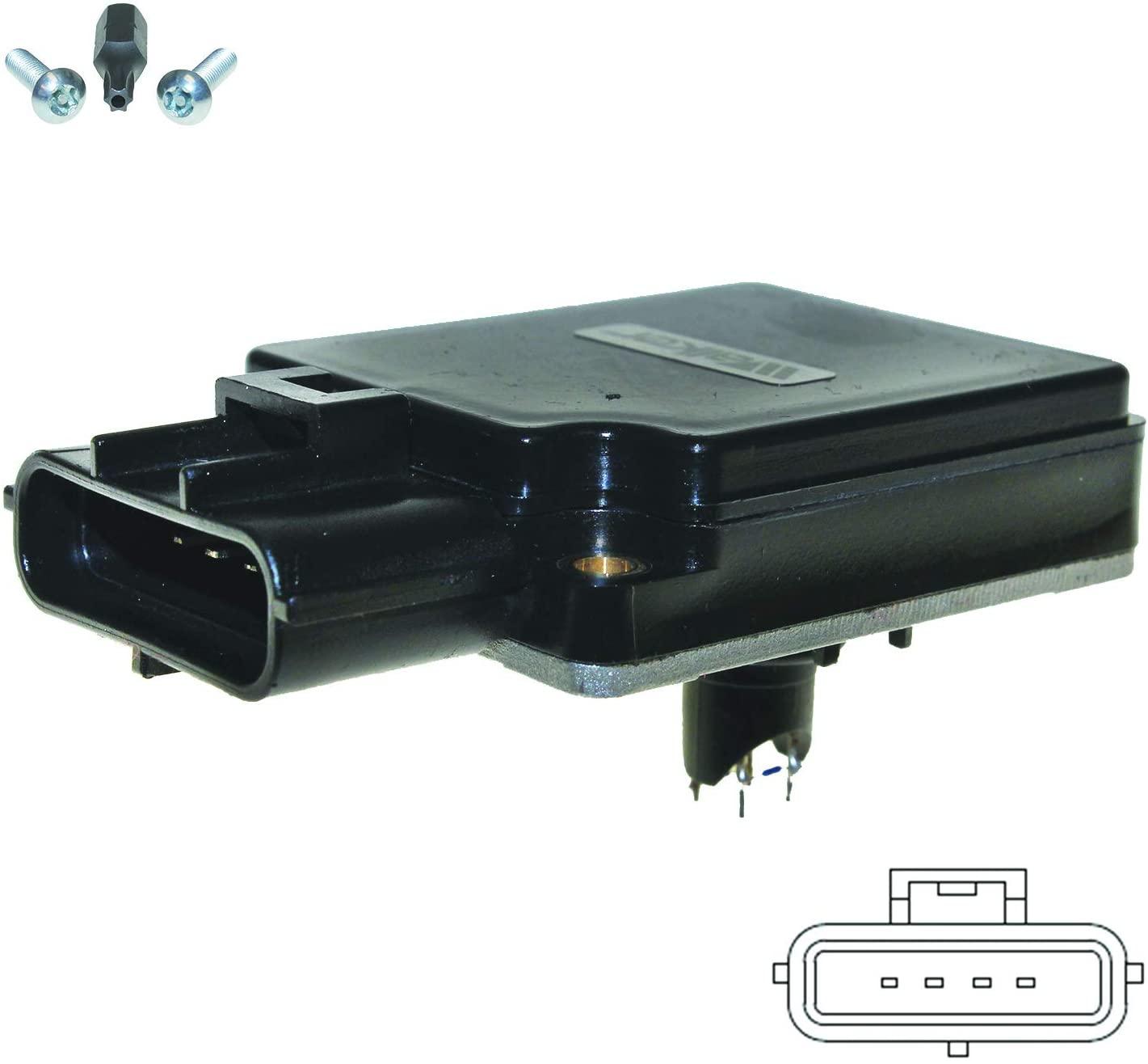 Walker Products 245-2043 Mass Air Flow Sensor
