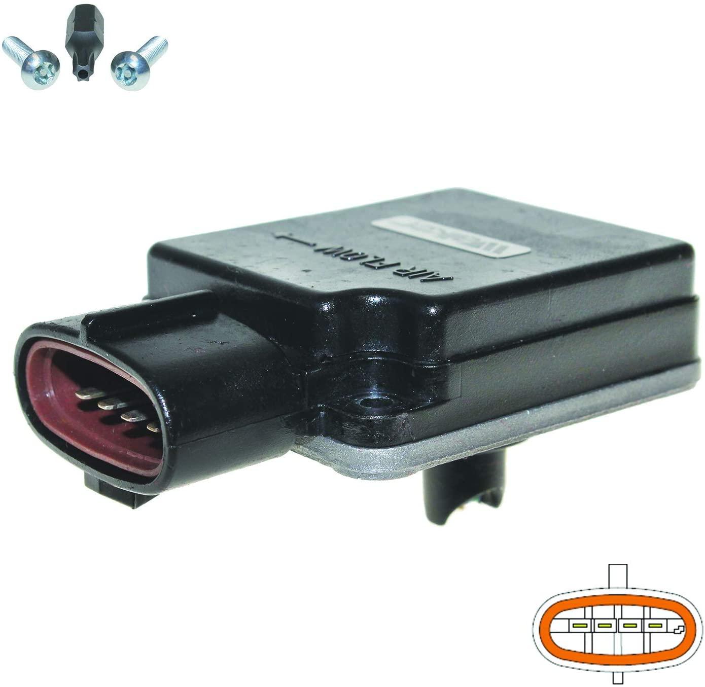 Walker Products 245-2015 Mass Air Flow Sensor
