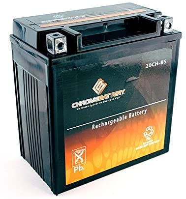 YTX20CH-BS Battery for Polaris 600 Rush 2010