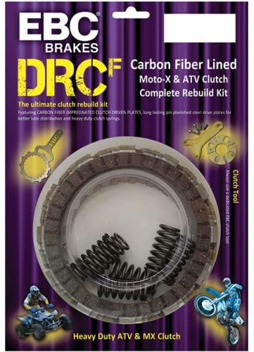 EBC Brakes DRCF25 DRCF Range Carbon Fiber Clutch Kit
