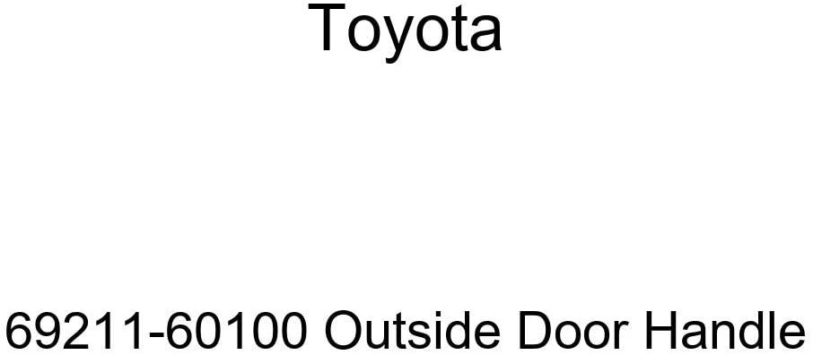Toyota 69211-60100 Outside Door Handle