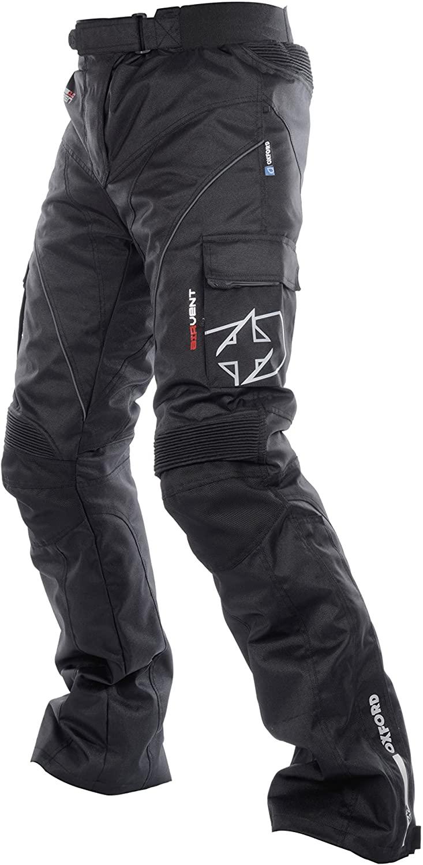 Oxford Women's Siren 2.0 Textile Pants (USA 6/ UK 10) (Black)