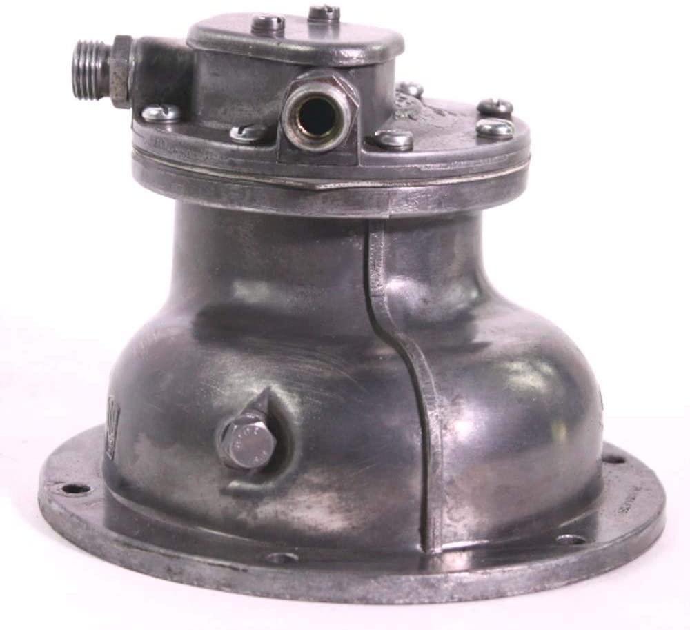 Vacuum Pump 90° Dual Port REBUILT Early OM615, OM616, OM617 NA Diesel W115 W123