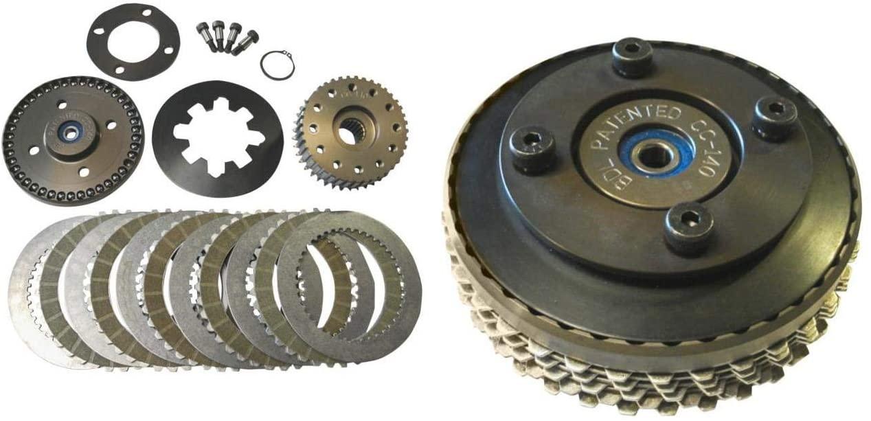 Belt Drives Ltd Competitor Clutch CC-140BB