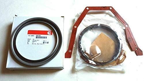 NEW Rear Crankshaft Oil Seal w/Wear Sleeve & Steel Installer Fit For Cummins 89-02 5.9 12V 3926126