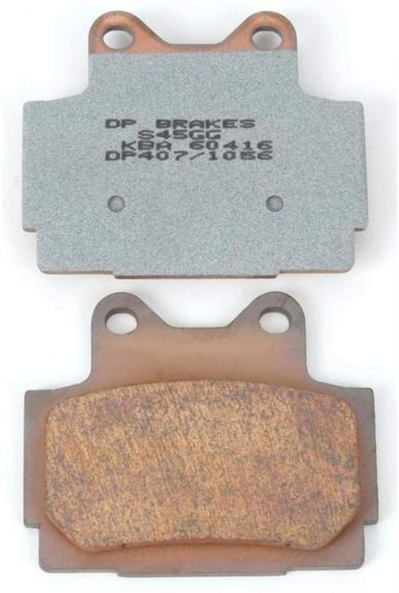 DP Brakes Standard Brake Pads DP407 for Yamaha FZ FZR SRX XJ600
