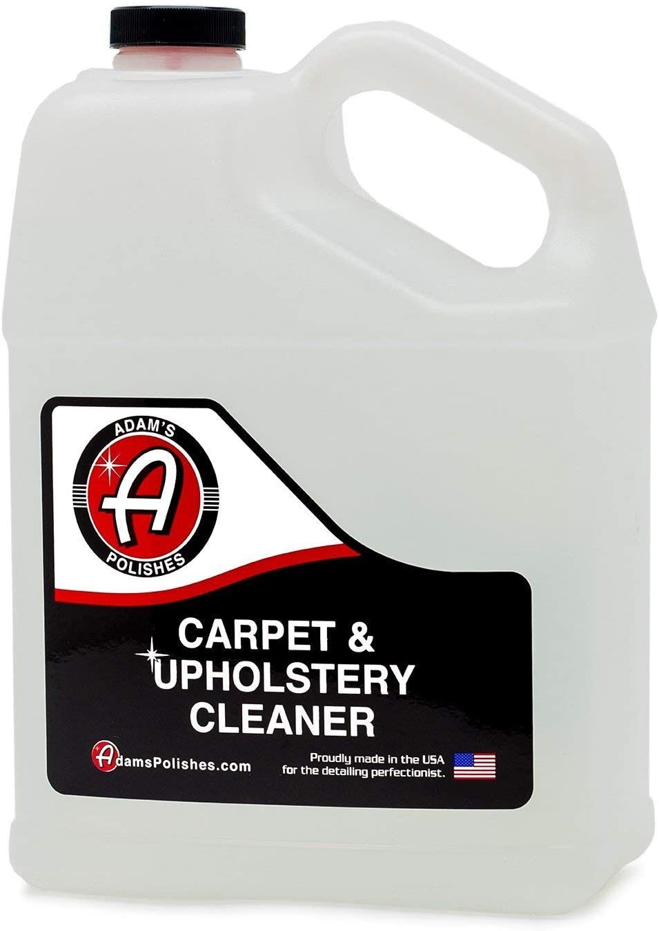 Adam's Carpet & Upholstery Cleaner - Easy to Use and Effective on Even The Worst Stains - Safe, Non-Toxic and Hypoallergenic (1 Gallon)